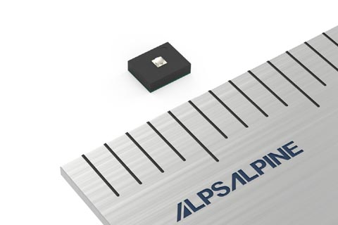 Alps Alpine Develops Force Sensor High