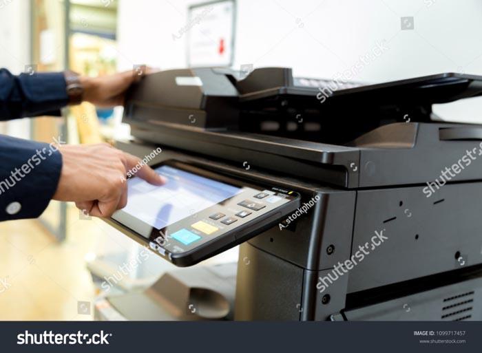 Принтер - пример потребительской электроники, в которой используются HDI PCB