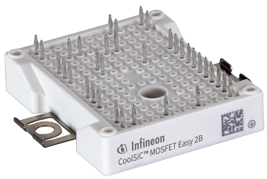 Combining best both worlds CoolSiC MOSFET