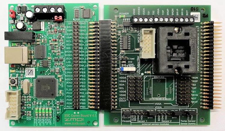 ZSSC4175 Evaluation Kit Board