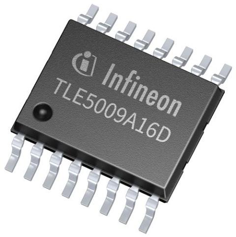 Datasheet Infineon TLE5009A16D E1200