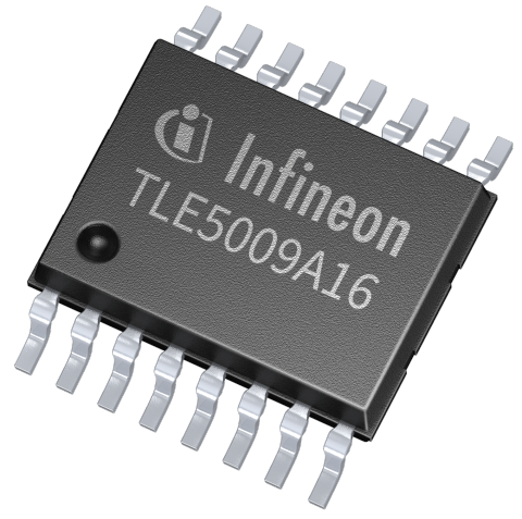 Datasheet Infineon TLE5009A16E2210XUMA1