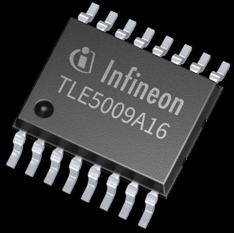 Datasheet Infineon TLE5009A16 E1210