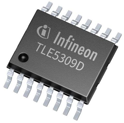 Datasheet Infineon TLE5309D E1211