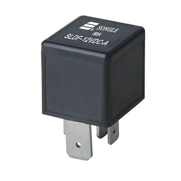 Datasheet Songle Relay SLDF-12VDC-A