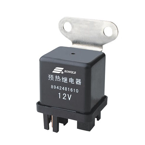 Datasheet Songle Relay SLNA-12VDC