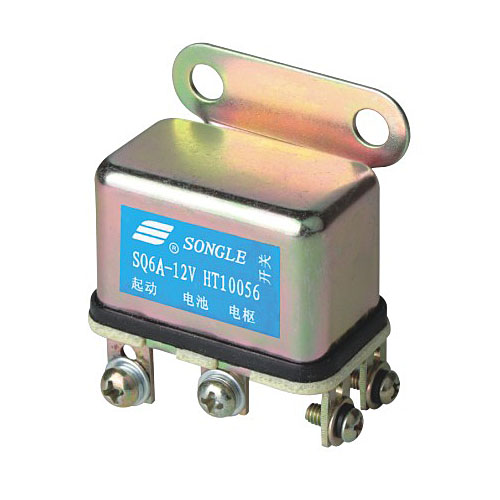 Datasheet Songle Relay SQ6A