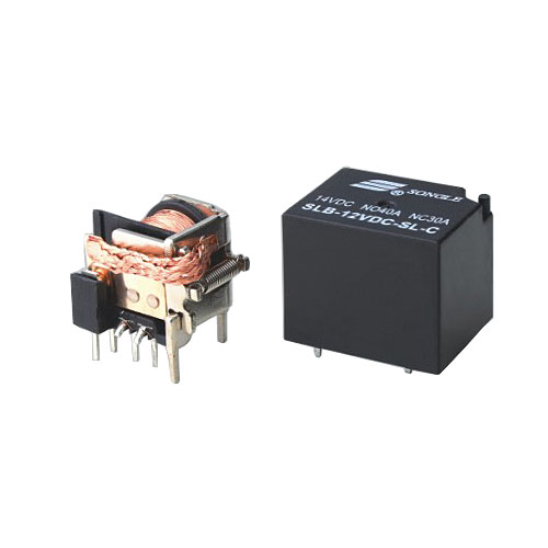 Datasheet Songle Relay SLB-1 (4119-1)
