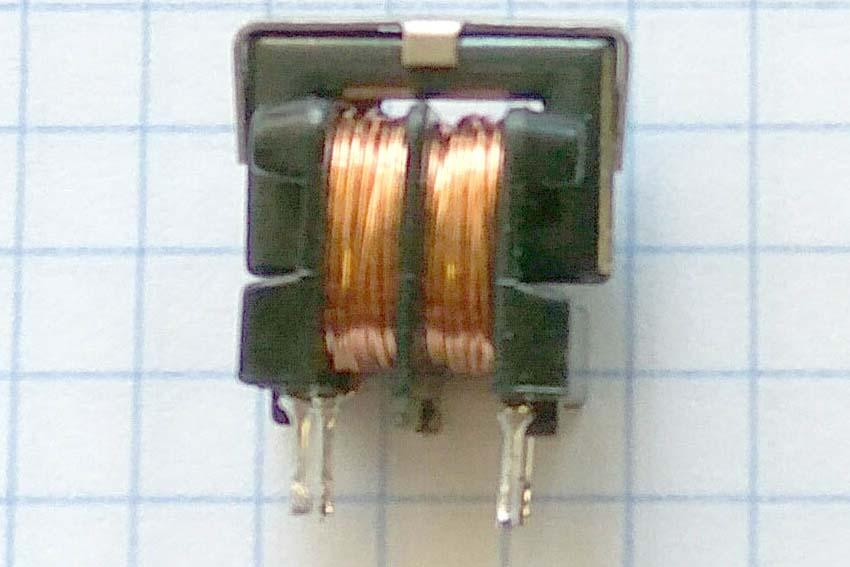 Фильтр от зарядного устройства USB.