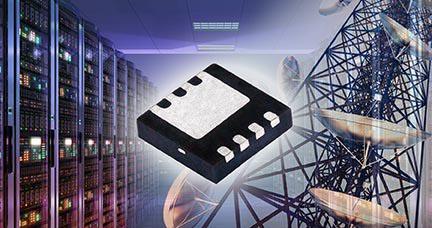 Vishay представляет новый мощный 60-вольтовый MOSFET в корпусе 3.3 × 3.3 мм