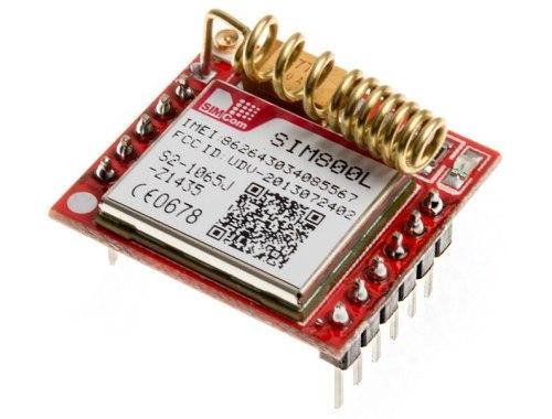 GSM модуль SIM800L.