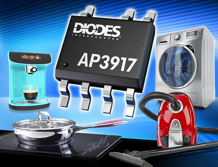 Non-Isolated Buck Switchers Diodes Incorporated Provide