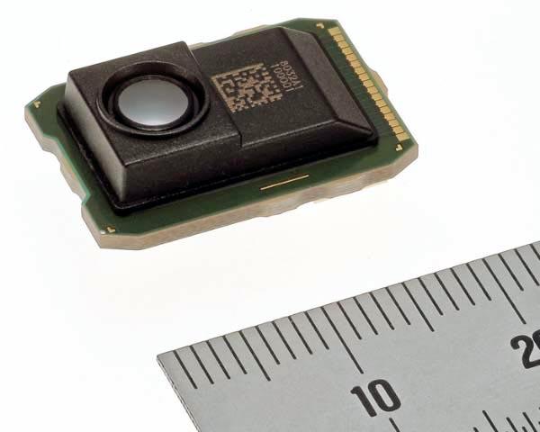 Mitsubishi планирует производство инфракрасных датчиков температуры
