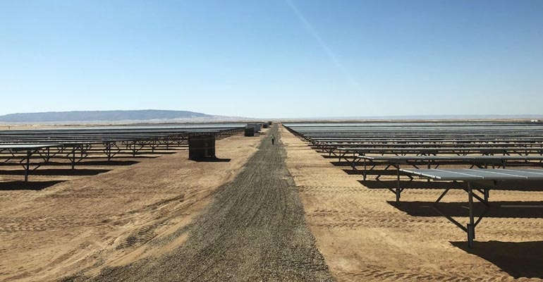 The Biggest Utility-Scale Solar Farms on Earth