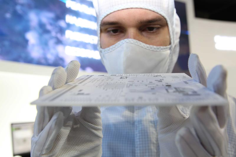 РКС представил на МАКС-2019 уникальные изделия на основе LTCC технологии