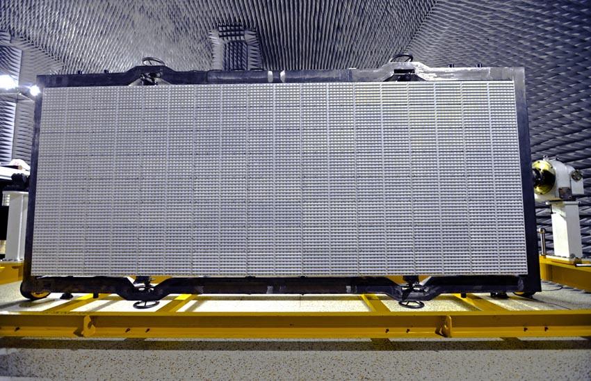 РКС представил на МАКС-2019 космический радиолокатор «Касатка-Р»