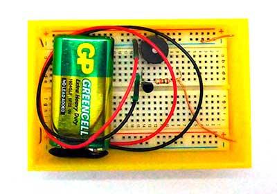 Набор для изучения электроники NR03