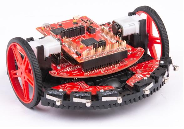 Texas Instruments - TI-RSLK MAX