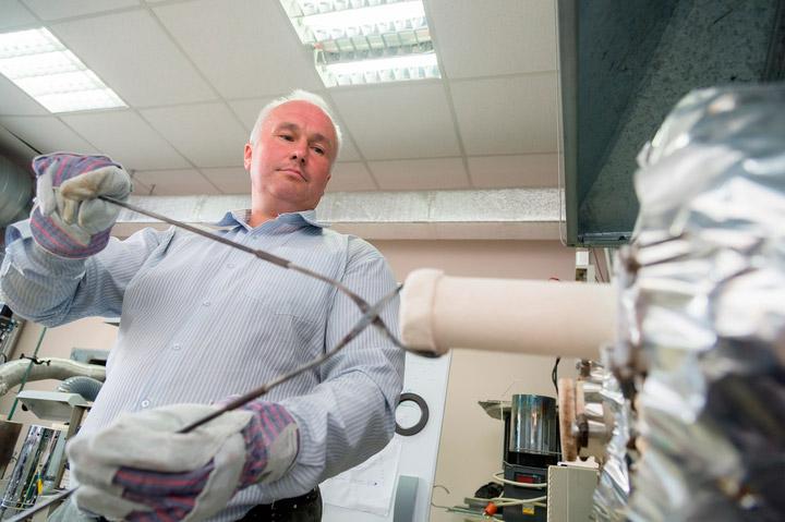 Российские ученые создали уникальный композитный материал для сенсоров нового поколения