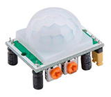 Инфракрасный датчик движения (модуль) HC-SR501