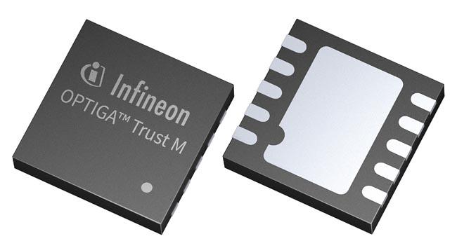 Infineon - OPTIGA TrustM