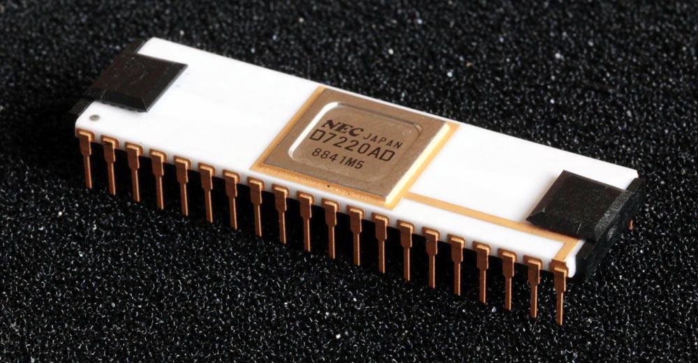 NEC µPD7220