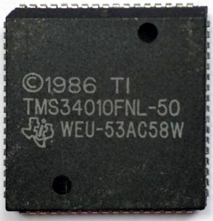 Texas Instruments TMS34010