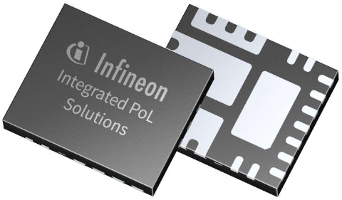 Datasheet Infineon IR3826MTRPBFAUMA1