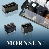 MORNSUN все для надежности качества электропитания