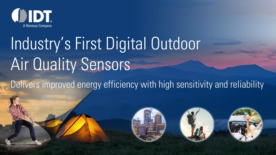 IDT Launches Industry First Digital Outdoor