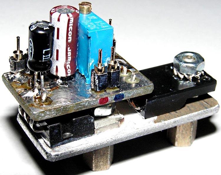 Управление включением вентилятора для поддержания оптимальной температуры радиатора охлаждения. Часть 2