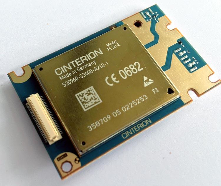 Перспективные решения PT Electronics и партнеров. Модули для беспроводных приложений компании Cinterion/GEMALTO