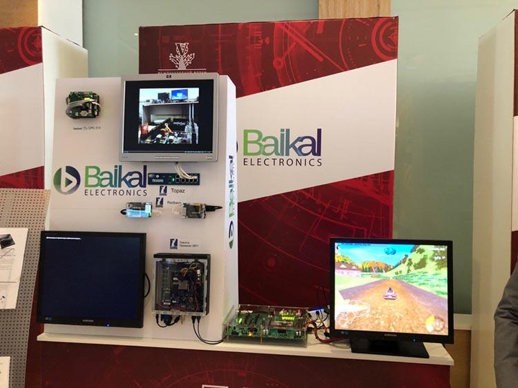 Компания «Байкал Электроникс» приняла участие в V Международном Форуме «Микроэлектроника 2019»