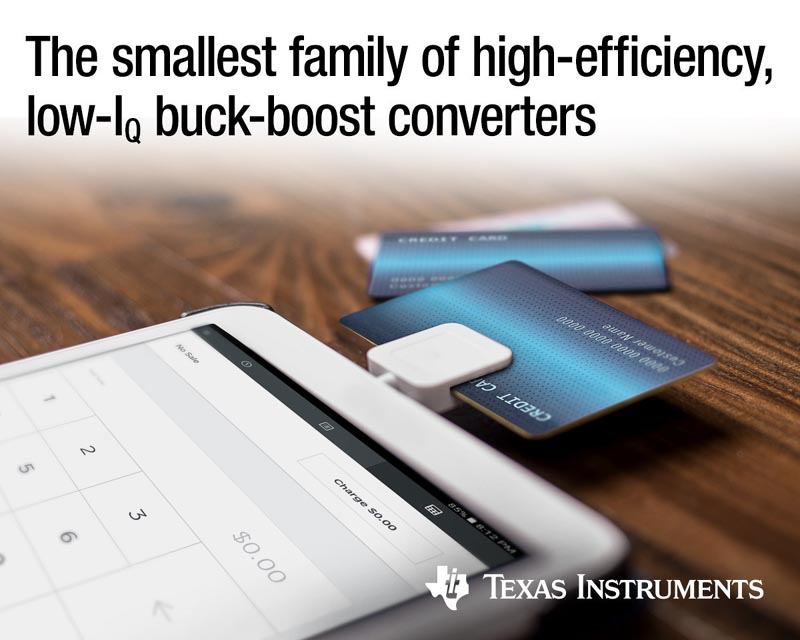 New family adaptable buck-boost converters delivers