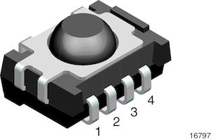Datasheet Vishay TSSP96038