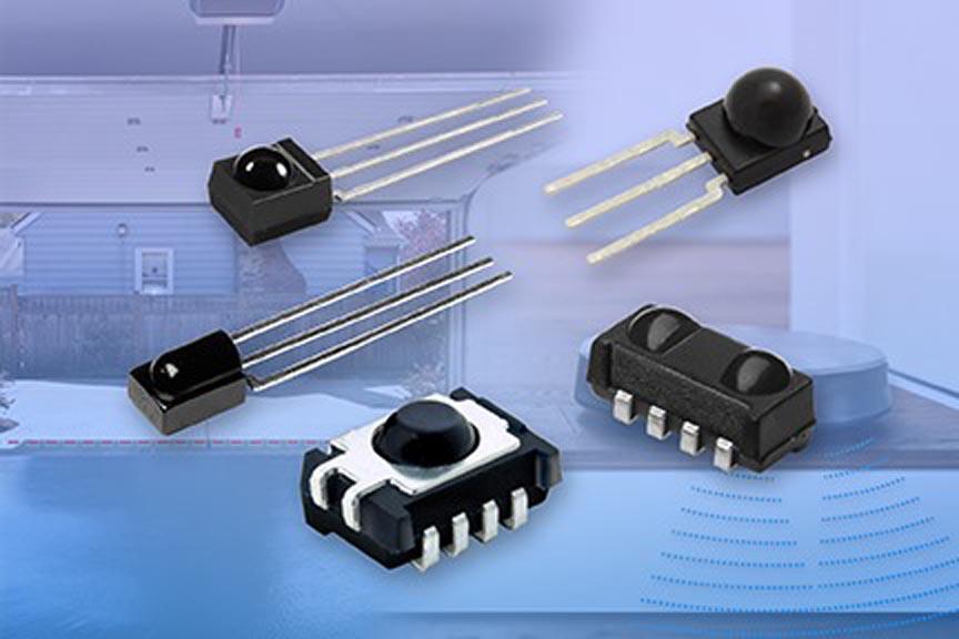 Модули ИК датчиков Vishay обеспечивают расстояние