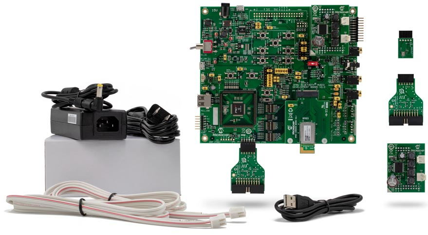 BM83 Bluetooth Audio Development Kit (DM164152)