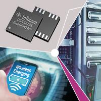 Интегральные драйверы для нитрид-галлиевых гетероструктурных транзисторов CoolGaN