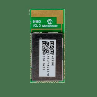 Datasheet Microchip BM83SM1-00AA
