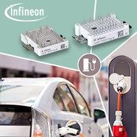 Особенности построения зарядных устройств мощностью 350 кВт на транзисторных модулях Infineon