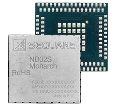 Datasheet Sequans Communications Monarch NB02S
