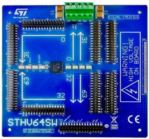 The STEVAL-IME015V1 Evaluation Board