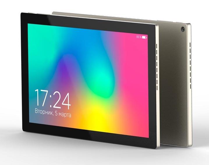 Концерн «Автоматика» представил прототип облегченного планшета на базе процессора Эльбрус