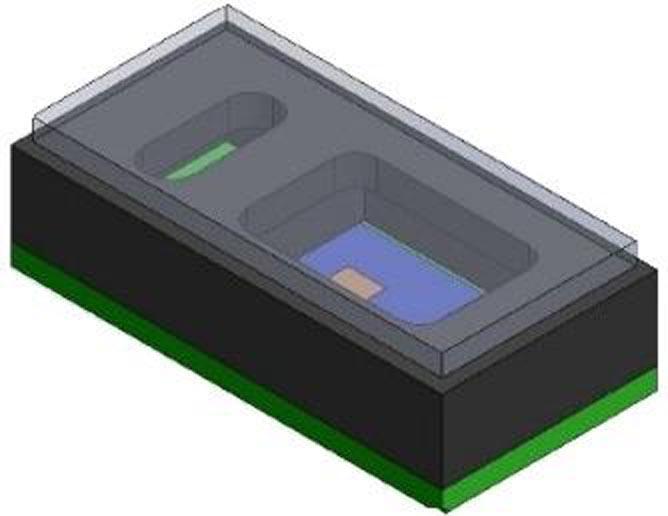 IDT представляет полностью интегрированный модуль биосенсора