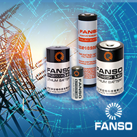 Литиевые батарейки Fanso для систем телеметрии