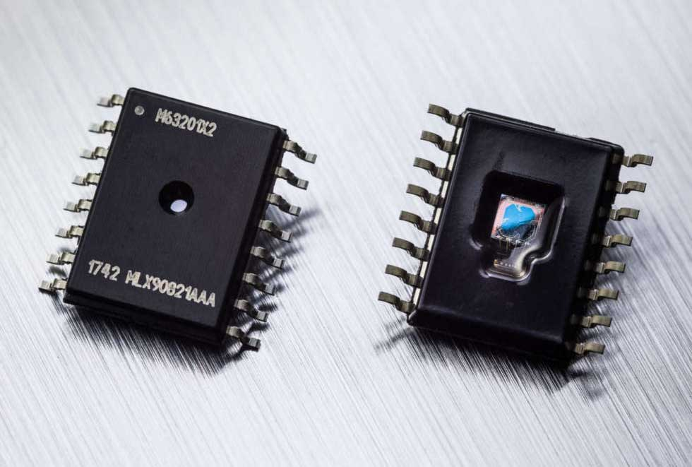 Melexis выпустила микросхему датчика относительного давления