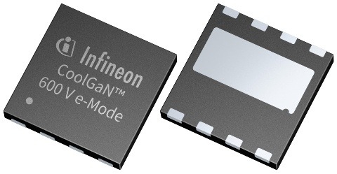 Datasheet Infineon IGLD60R190D1AUMA1
