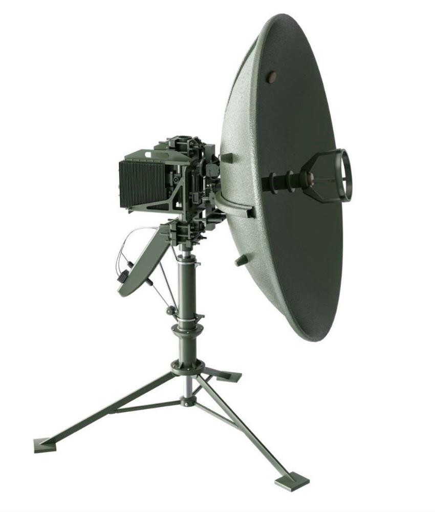 Ростех разработал первую гражданскую цифровую станцию тропосферной связи