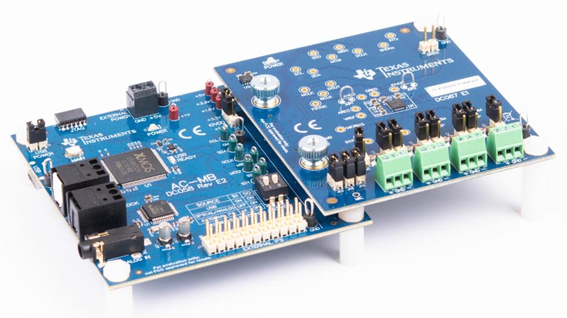 The ADC5140EVM-PDK Evaluation Module