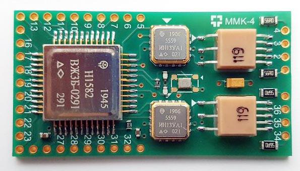 НПО Физика выпускает модуль мультиплексного канала - 4